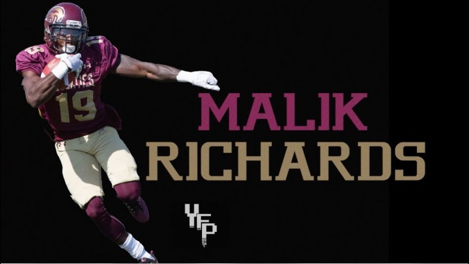 malik richards