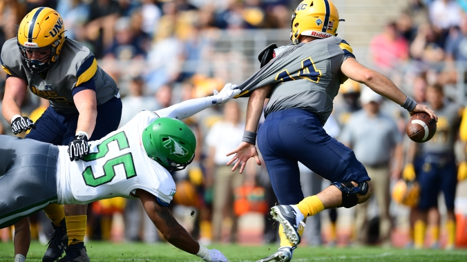 NCAA FCS Football 2018: University of North Dakota vs Northern Colorado SEP 29